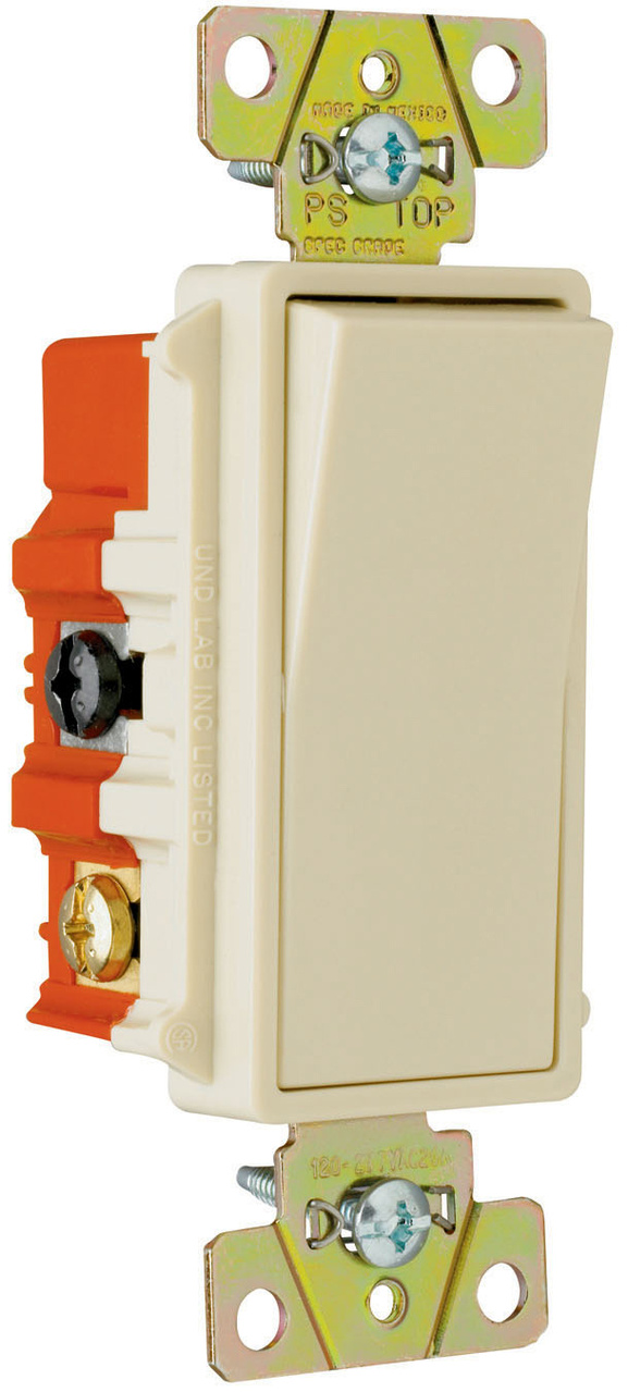 Specification Grade Decorator Switch, 2622I