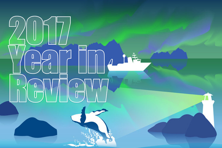 Alaska Fisheries Science Center 2017 Year in Review