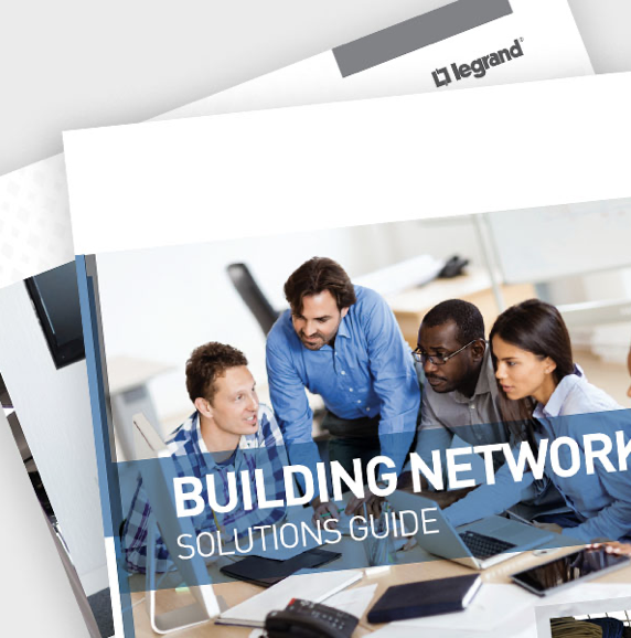 Mobile image of Building Network Solutions Guide