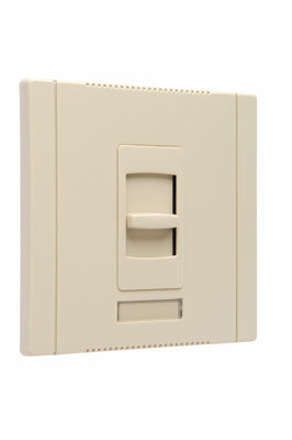 Titan Series Fluorescent 2 Wire Dimmer,CDFB10277I