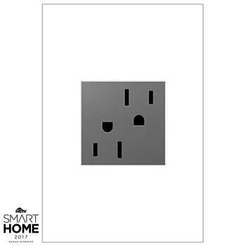 Outlet, 15A, as seen in HGTV Smart Home 2017