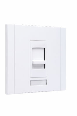 Titan Series Fluorescent 2 Wire Dimmer,CDFB10W