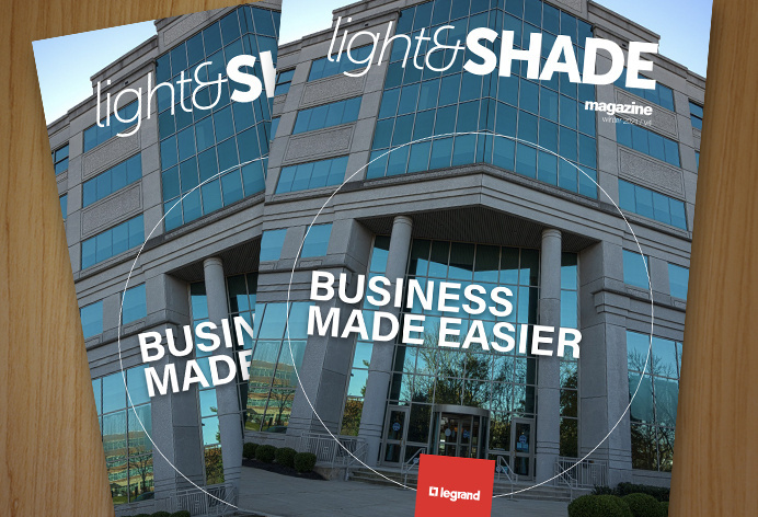 Cover of the Winter 2021 edition of Light&Shade Magazine