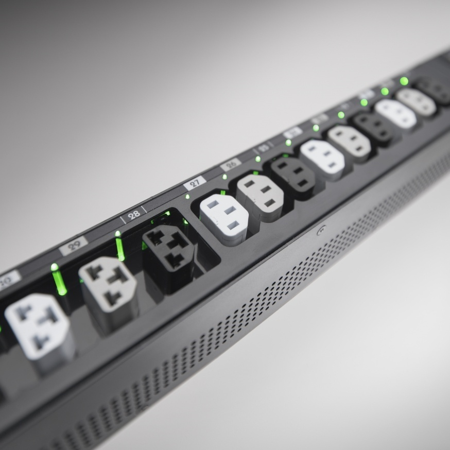 Desktop image of Server Technology's High Density + Ultimate Flexibility 2-Outlets-in-1 | Ships in 10 Days