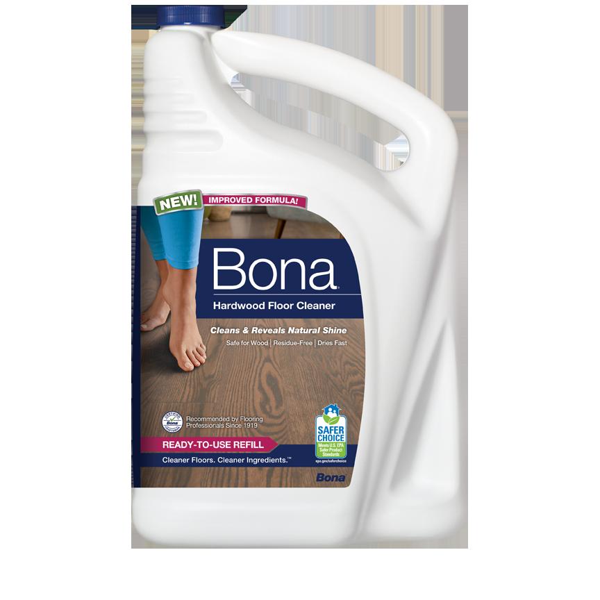 Bona® Hardwood Floor Cleaner (3.78L/128 oz) (4.73L/160oz)