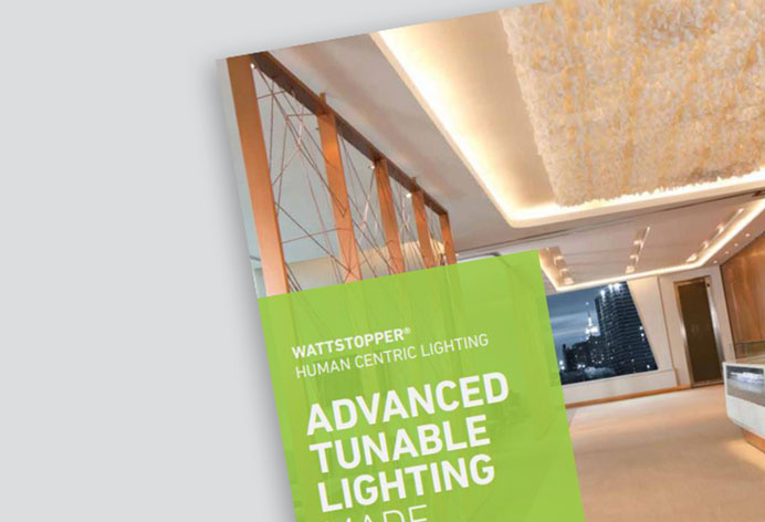 Advanced Tunable Lighting Made Simple brochure