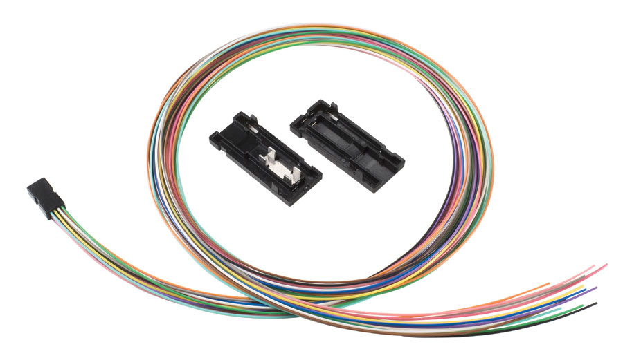 Breakout Kit (12 Fibers) for use when terminating loose tube cable on 250 micron buffered fiber, OR-61500858