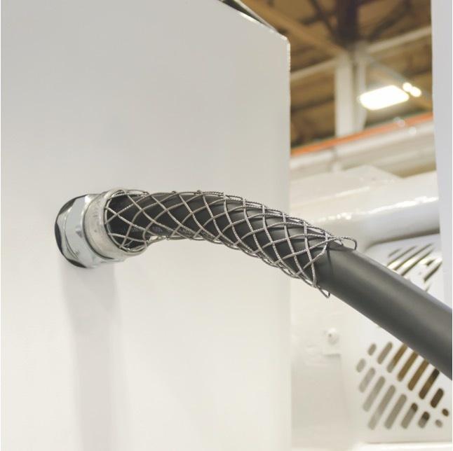 Flexcor Wire Mesh Grips