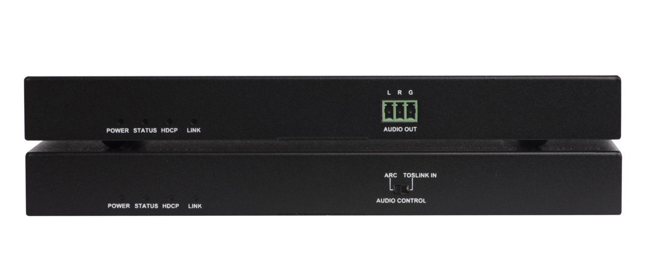 DL-HD2100 - Digitalinx HDMI 2.0 HDBaseT Extension Set w/ ARC, Control, & Ethernet