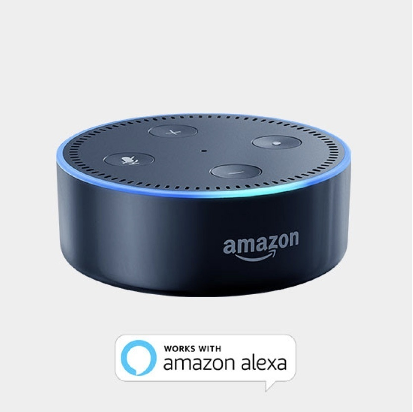 Amazon Alexa product and Nuvo product