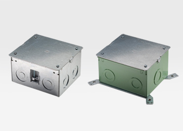 Evolution Series Furniture Feed Floor Box Family