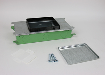 Two-Compartment Box, RFB2-OG
