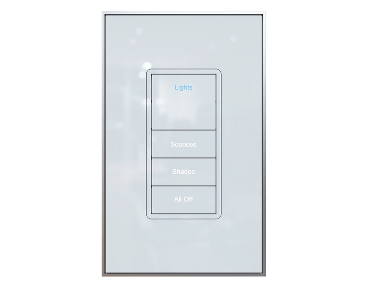 Vantage Easy Touch Glass