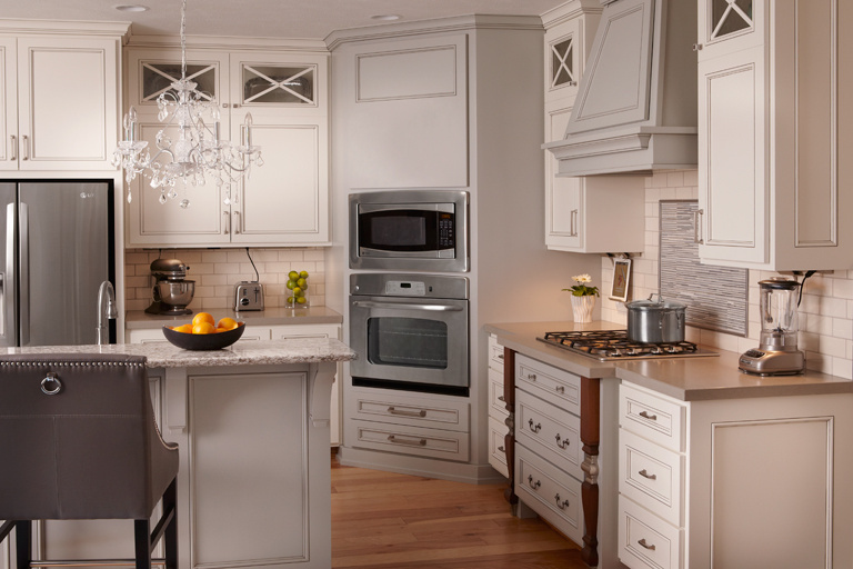 adorne installed in Traditional Kitchen