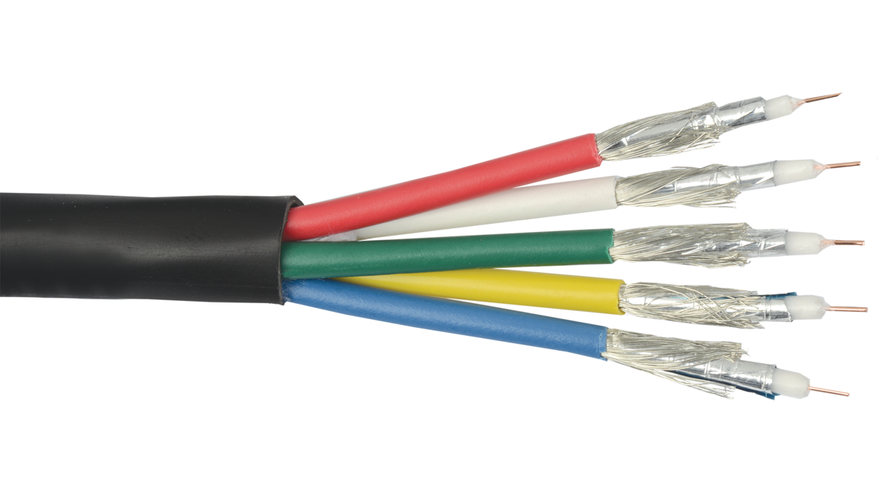 RGB6C-25/22-2P-CMP - RGB Projector Net 6 x 25 AWG Solid Mini High ...