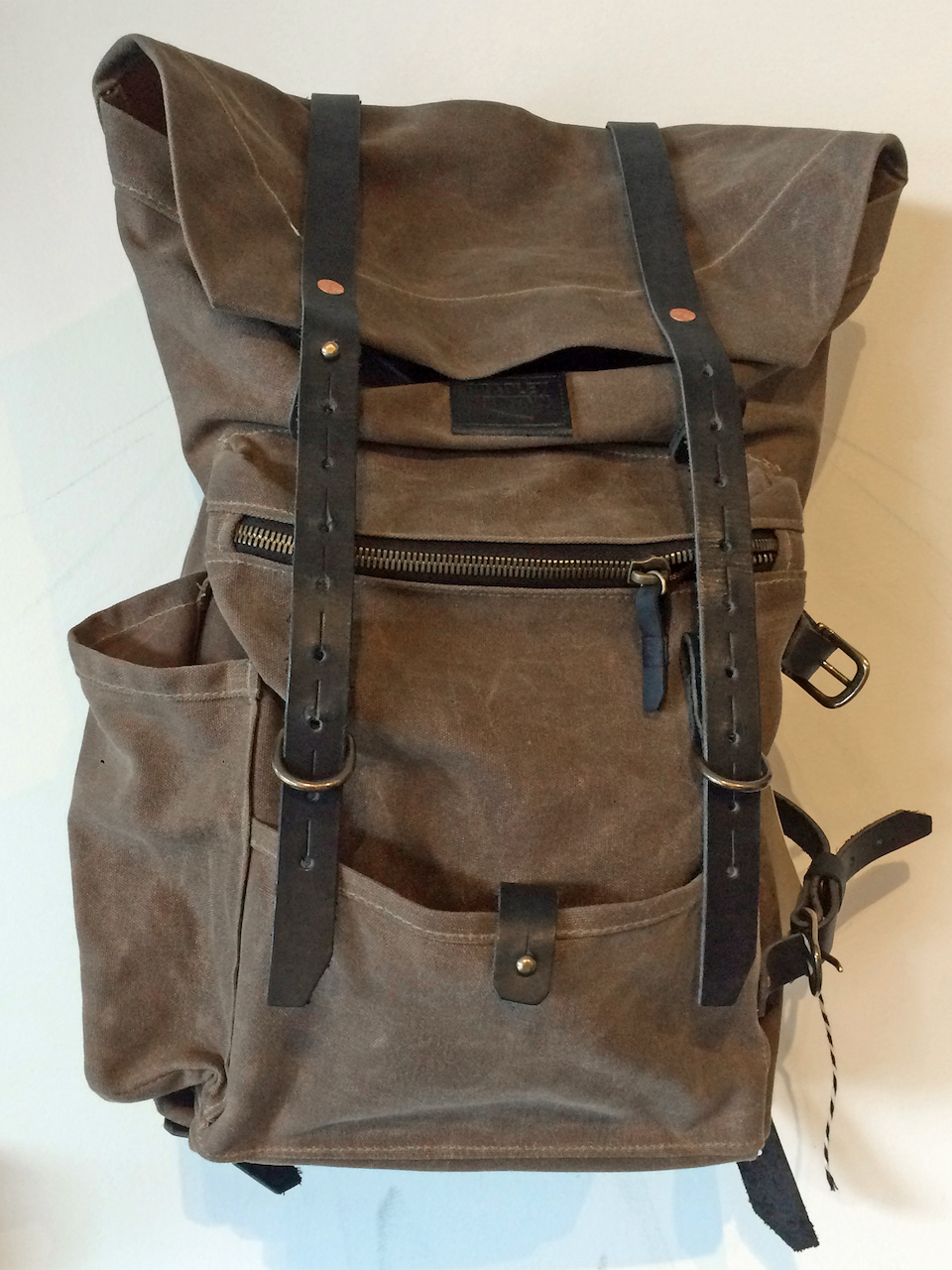 Bradley Mountain backpack StyleBlueprint Atlanta