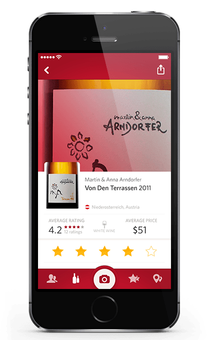 Bust the cheap wine gifters with the Vivino app.