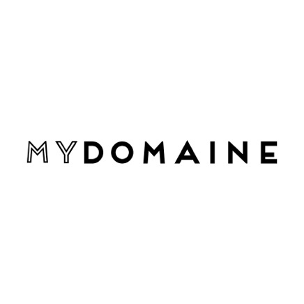 MYDOMAINE logo