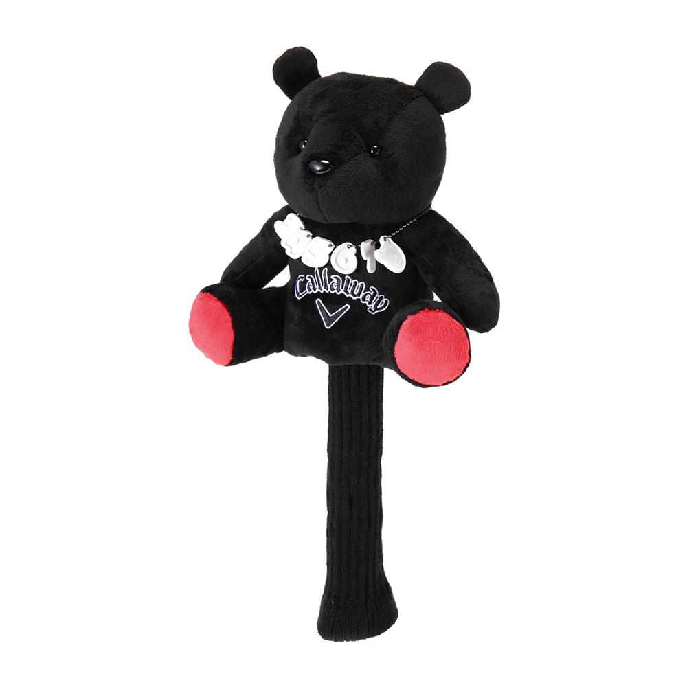CALLAWAY RED LABEL【直営店限定】 BLACK ITEM フェアウェイ用ヘッドカバー (UNISEX)