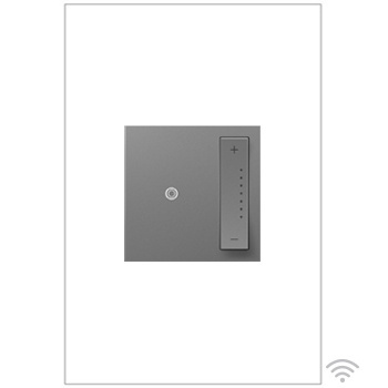 sofTap™ Wi-Fi Ready Master Dimmer, Incandescent / Halogen, Magnesium