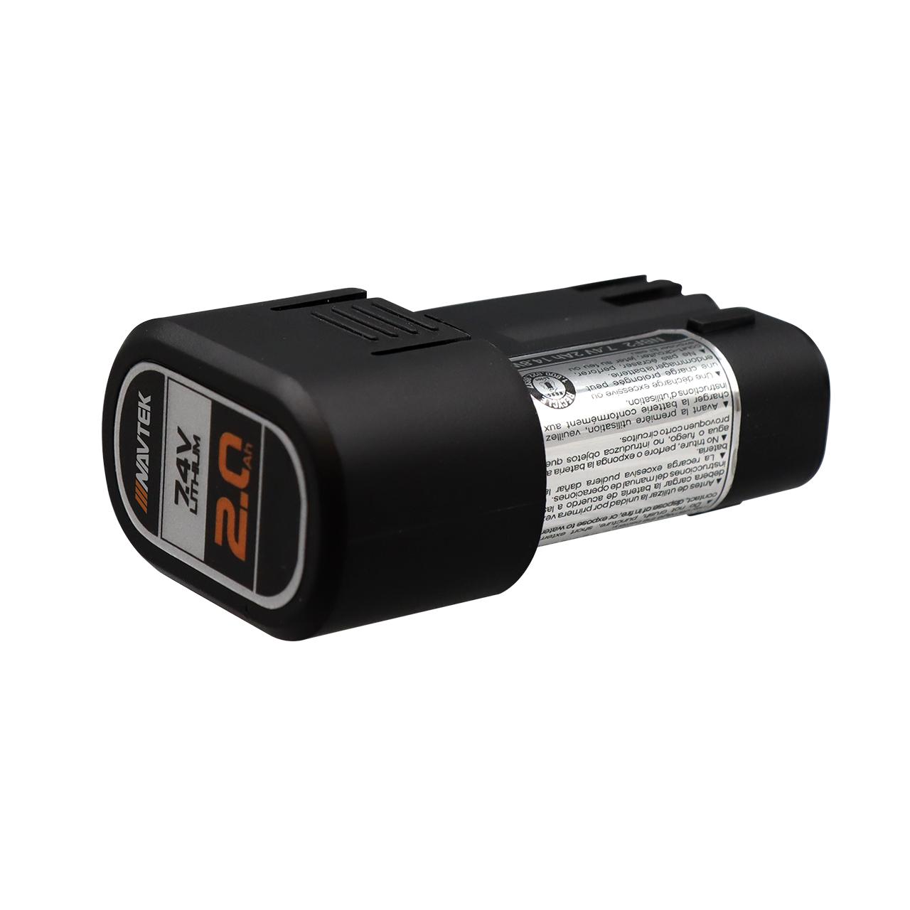 NBF2 7.4V, 2Ah Li-ion Battery