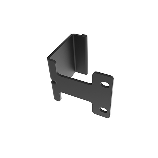 Q-Series Vertical Manager End of Row Bracket