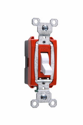 Commerical Specification Grade Switch, CS20AC1W