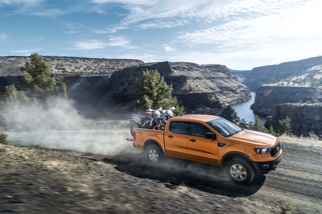 New Ford Ranger at Vanderhyde Ford