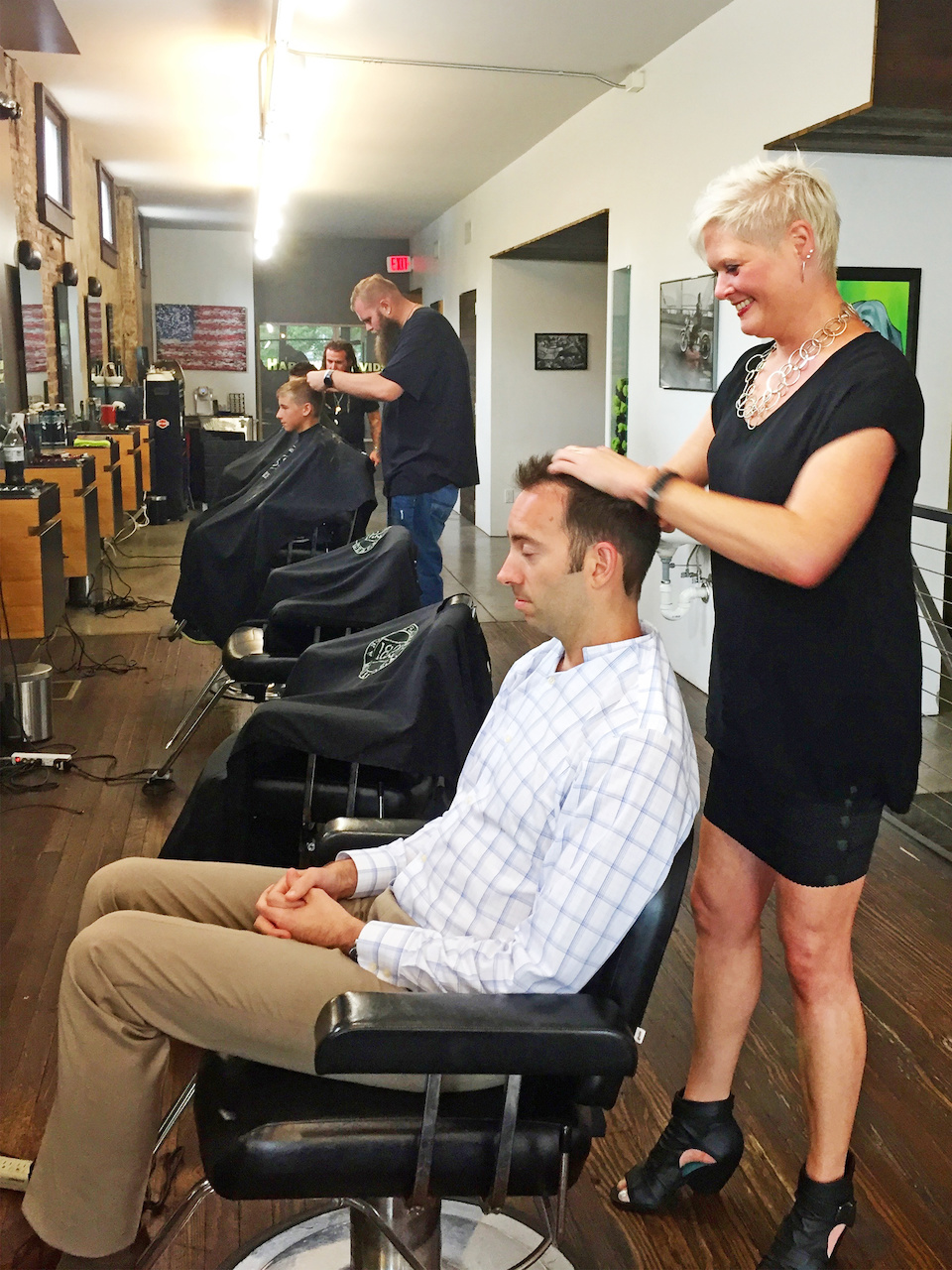 Barber Shop Louisville : Beyond the Basic Barber Shop: Louisville Salons for Men