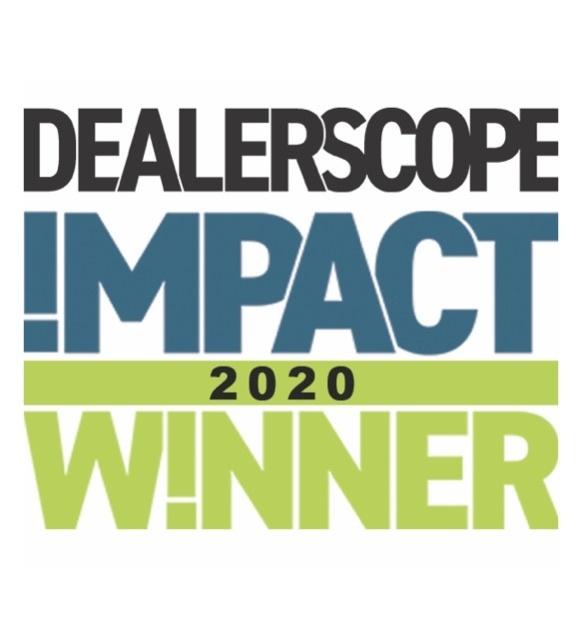 Dealerscope Impact Winner