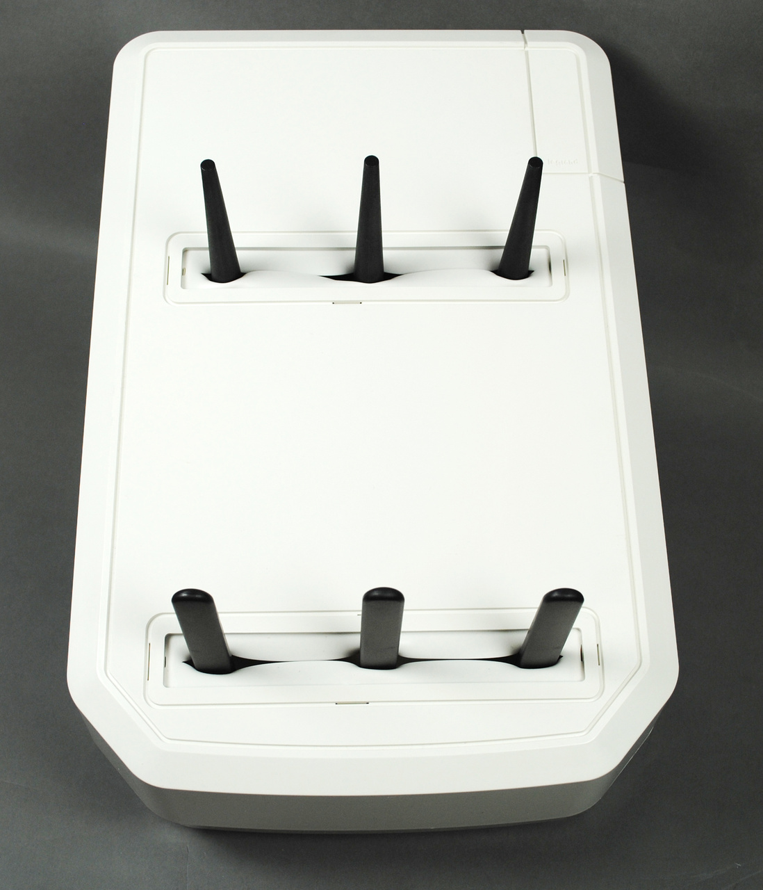 Wall-Mounted Wireless Access Point Enclosure Nonmetallic
