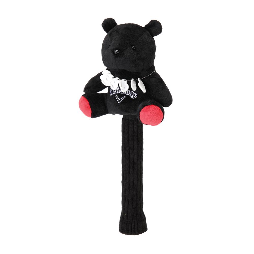 CALLAWAY RED LABEL【直営店限定】BLACKITEM ユーティリティー用 ヘッドカバー (UNISEX)