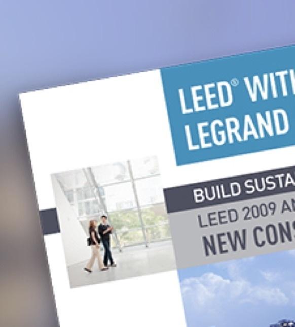 LEED with Legrand pdf image photo