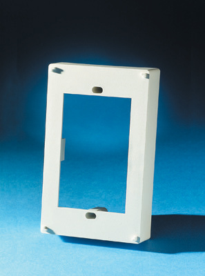 Extender Plate (single gang), OR-40300010
