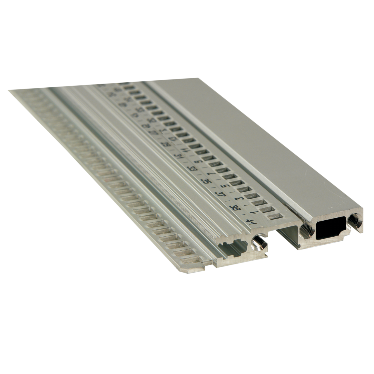 Image for Horizontal rail, front, type R-LD,