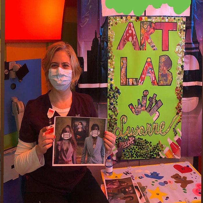 art lab wednesday