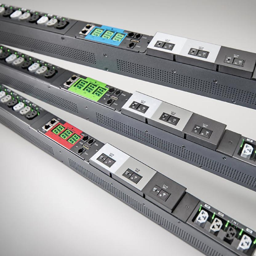 Image of Server Tech rack power distribution units