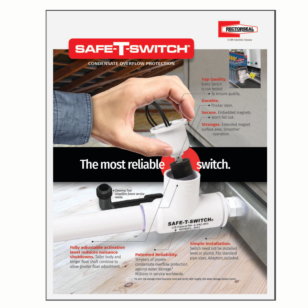 Safe-T-Switch Flyer