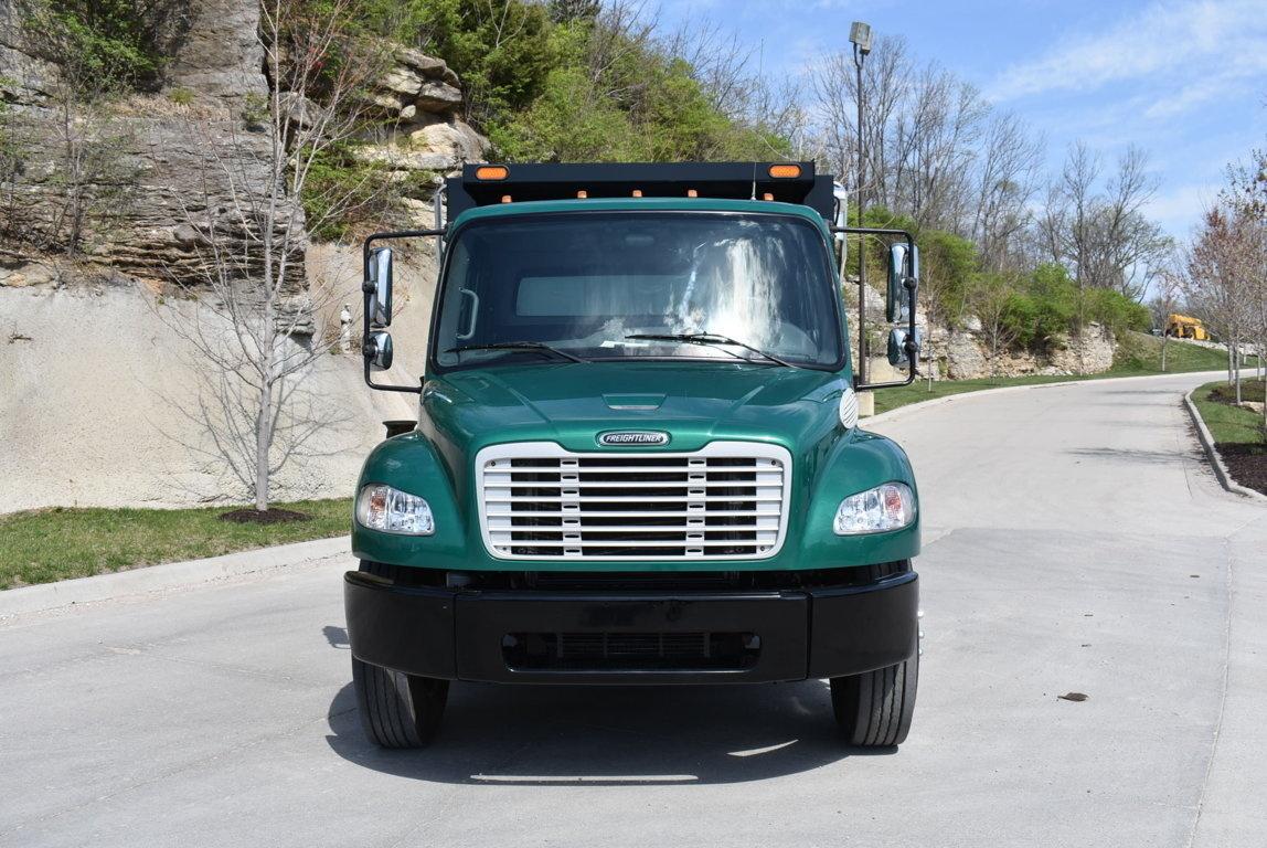 2015 Freightliner M2106 4x2 Load King LK10DB Dump Truck