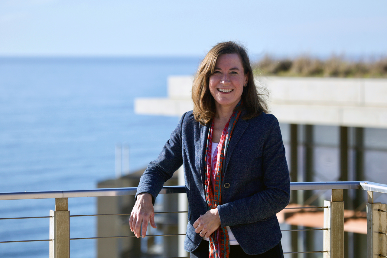 Kristen Koch is the new Science and Research Director for the Southwest Fisheries Science Center.