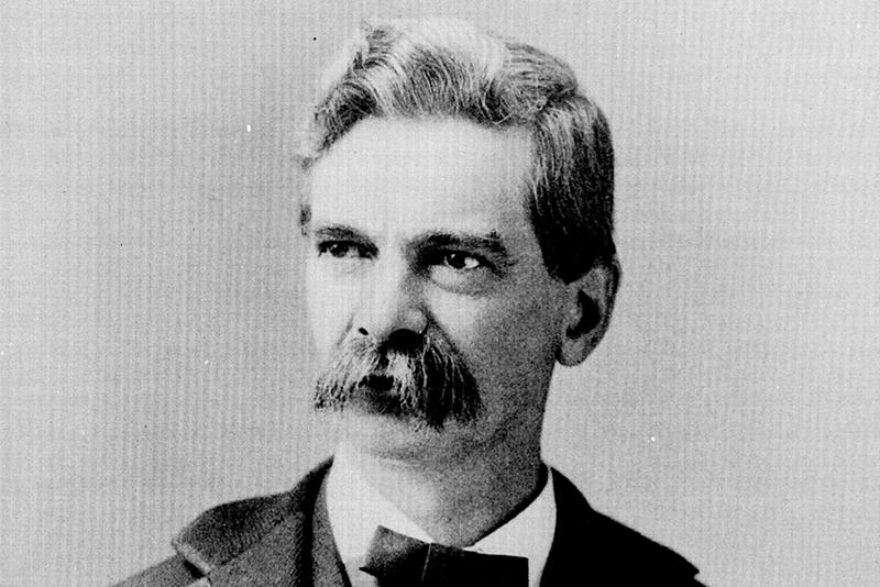 Portrait of Addison E. Verrill
