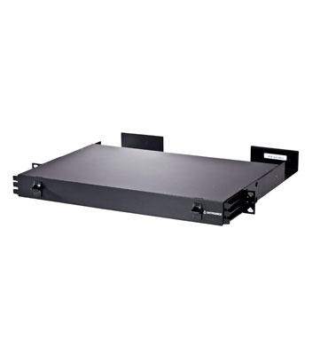 1U Ultra High Density Rack Mount Fiber Enclosure, OR-UC01U-P