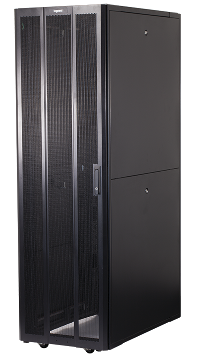 OR-QC422442, Pre-configured Server Cabinet