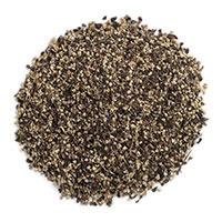Medium grind pepper