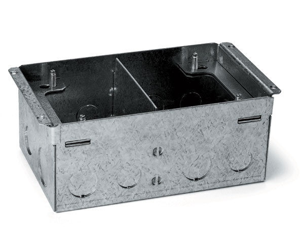 880W Series Floor Boxes