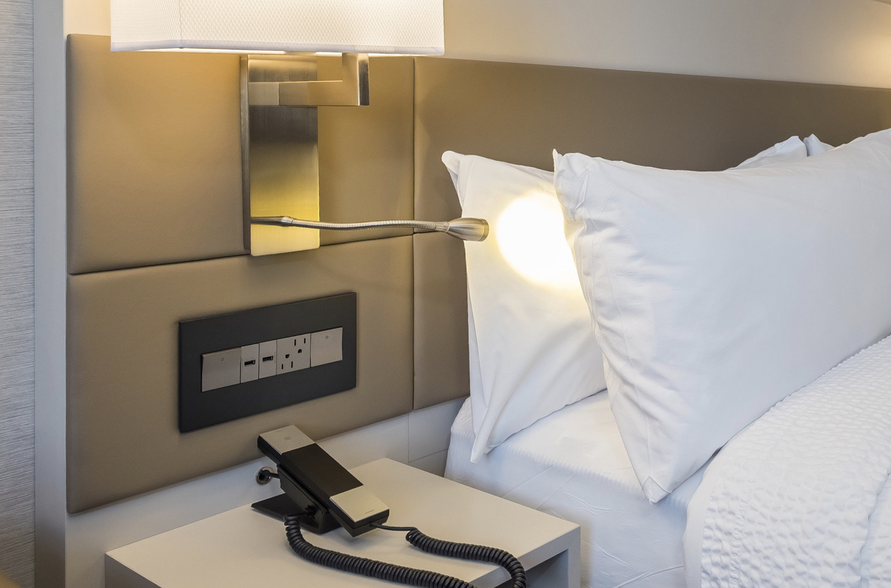 adorne Furniture Power Centers - Hotel Rooms