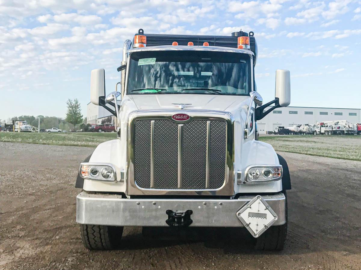 2020 Peterbilt 567 6x4 CUSCO TurboVac 3627B Hydrovac Truck