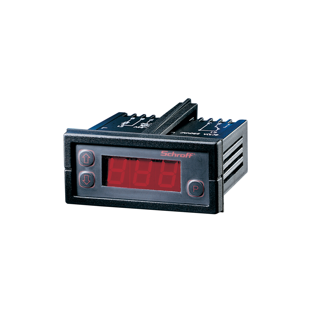 Image for Thermostat with digital display from Schroff - North America