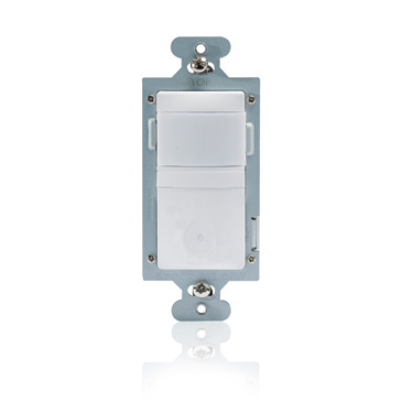 RS-250 PIR Wall Switch Convertible Occupancy Sensor