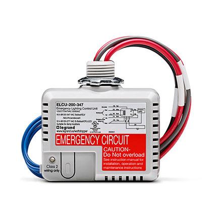 Emergency Lighting Control Units